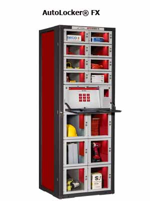 Automated Tool Vending Machines
